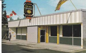 New Nugget Restaurant , QUESNEL , B.C. , Canada , 40-60s