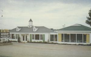 Outpost Restaurant , MUSKOKA , Ontario , Canada , 50-60s
