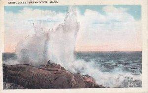 Massachusetts Marblehead Surf Marblehead Neck