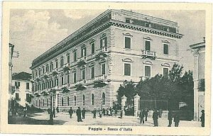 CARTOLINA d'Epoca - FOGGIA Citta' - 1948