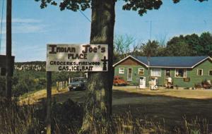 Indian Joe's Place , Cape Crocker Indian Reserve , Ontario , Canada , 40-60s