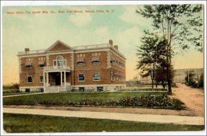 Office, Gould Mfg Co. Seneca Falls NY