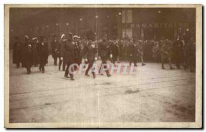 Old Postcard Army Funerals of Marechal Foch 26mars 1929 Princes of Wales and ...