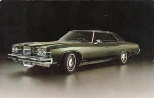 Advertising 1973 Pontiac Bonneville 4 Door Hardtop Sudbay Pontiac-Cadillac-Bu...