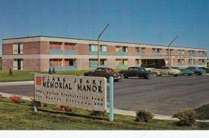 LINCOLN , Nebraska , 40-60s , Clark Jeary Memorial Manor
