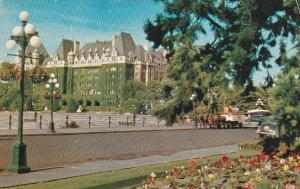 Canada British Columbia Victoria Empress Hotel