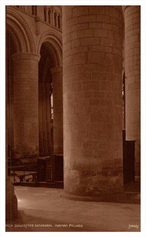 16994     Gloucester  Cathedral Norman  Pillkars   RPC Judges LTD no.3654