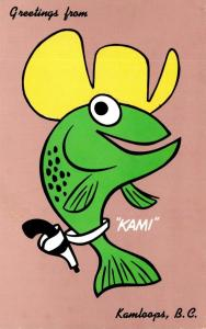 Greetings From Kami The Kamloops Trout British Columbia