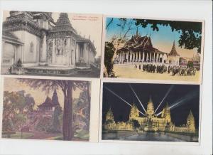 CAMBODIA CAMBODGE RUINS ANGKOR 70 CPA (mostly pre-1940)
