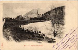 CPA La Vallée de LOURDES (412328)