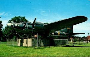 Tennessee Memphis B-17 Memphis Belle World War II Flying Fortress At National...