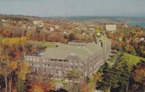 Mount Saint Vincent University, Evaristus Hall, Main University Building, Hal...