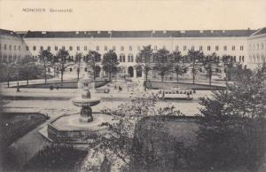 Universitat, Munchen (Bavaria), Germany, 1900-1910s