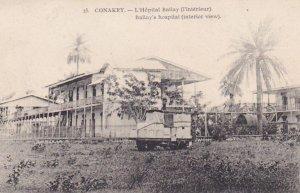 GUINEE Francaise.- Conakry - L'Hopital Ballay , 00-10s