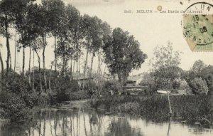 CPA MELUN - Les Bords de l'Amont (171045)