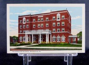 Wytheville, VA - The George Wythe Hotel - Virginia