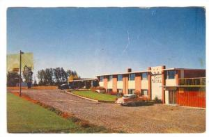 Kenyan Terrace Motel, Lethbridge,Alberta, Canada, 40-60s