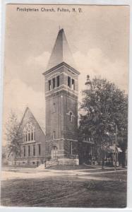 Presbyterian Church, Fulton NY