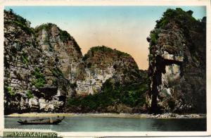 CPA Vietnam Indochine TONKIN Baie d'Along - Ile de la Cat-Ba (62552)