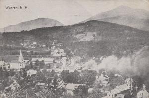 WARREN , New Hampshire , PU-1926 ; Panorama View