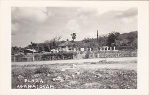 RP: Plaza , AGANA , Guam , 30-40s