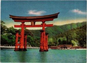 CPA MIYAJIMA Big Torii JAPAN (677110)