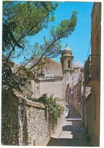 Italy, ERICE, Chiesa di S. Giuliano, unused Postcard