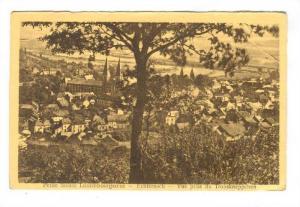 Petite Suisse Luxembourgeoise, Vue Prise Du Trooskneppchen, Echternach, Luxem...