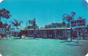 Florida Clearwater Beach Aqua Clara Motel