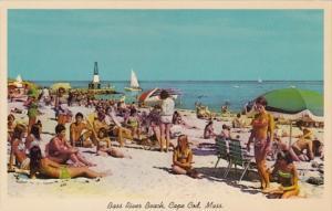 Massachusetts Cape Cod Bass River Beach On South Shore Drive