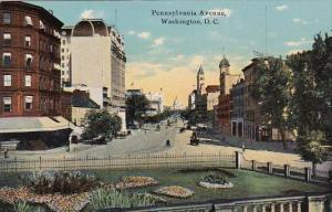 Pennsylvania Avenue Washington D C