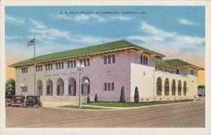 Florida Clearwater US Post Office Curteich