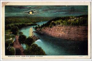 Kentucky River from High Bridge