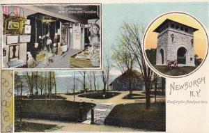 NEWBURGH, New York, 1900-1910's; Washington Headquarters