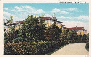 PINEHURST, North Carolina; Carolina Hotel, 10-20s