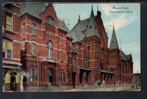Music Hall,Cincinnati,OH