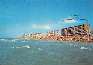 Belgium Oostende Centre de Vacances Zeezicht Mariakerke Plage Beach