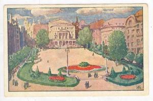 POZAN, Poland, PU-1929   Plac Wolnosci