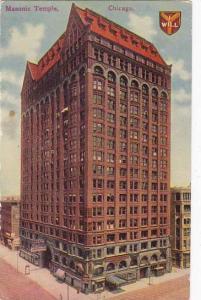 Illinois Chicago Masonic Temple