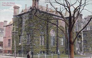 Connecticut New Haven Yale Art School