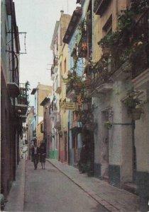 Spain Alicante Barrio tipico Museo Ceramica