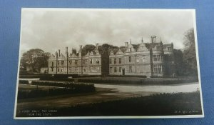 H.M. Office Of Works Postcard Kirby Hall The House From The South Northants G1B