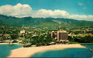Hawaii Waikiki Hawaiian Village Hotel 1965