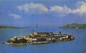 Alcatraz Island San Francisco Bay, California, USA Unused