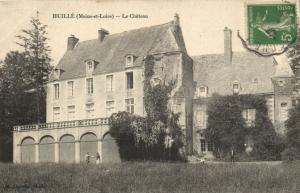 CPA  Huillé (Maine -et-Loire) -Le Cháteau    (171473)