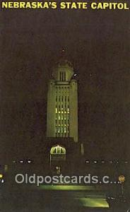 Lincoln, Nebraska, NE  State Capital, Capitals Postcard Post Card USA  Lincol...