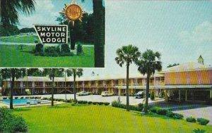 Florida Tallahassee Skyline Motor Lodge