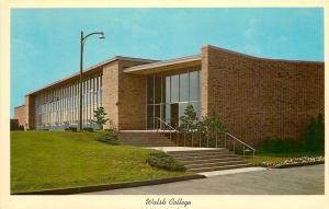 North Canton Ohio~Walsh College~Liberal Arts School~1963 Postcard