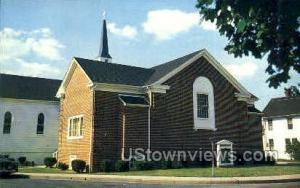 Grace Methodist Church Salisbury MD Unused