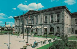 GUELPH , Ontario , 1950-60s ; City Hall
